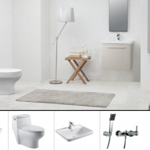 Bathroom Fixtures – M&A HomeStyle Center Corp.