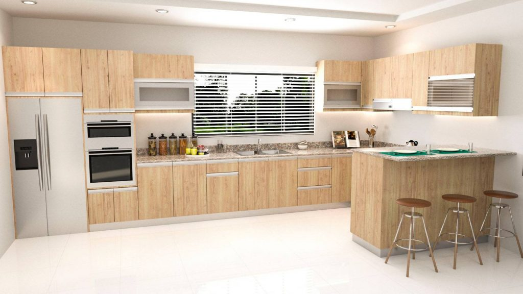 This Is Your Dream Kitchen So Make Sure That It S Handled By The Experts Only Take A Look At Some Of Our Beautifully Designed Modular Cabinets
