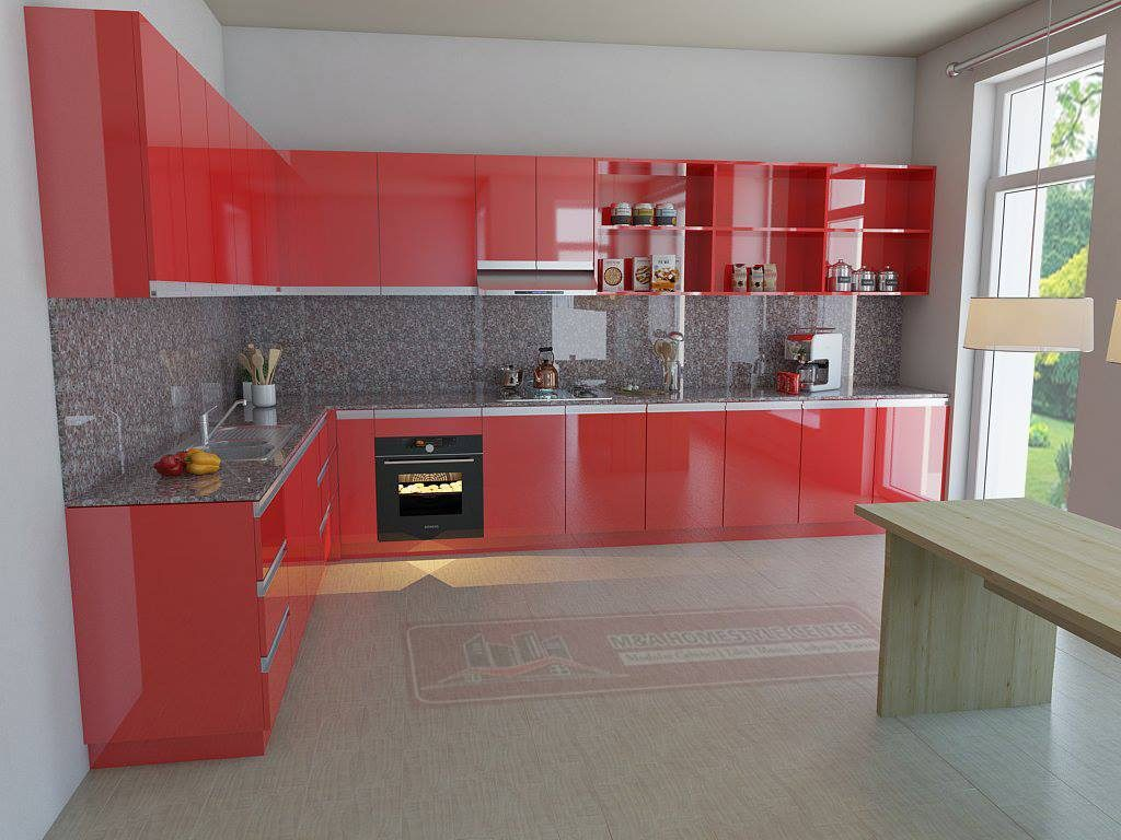 Build Your Dream Kitchen With A Modular Cabinet